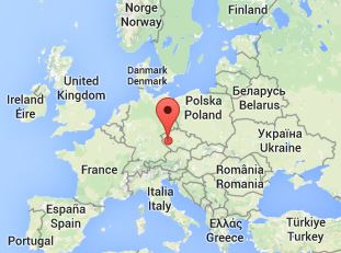 map EU