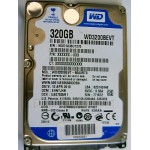 WD3200BEVT-80A0RT0