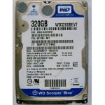 WD3200BEVT-60A23T0