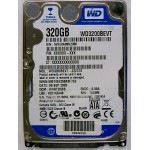WD3200BEVT-22ZCT0
