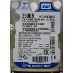 WD2500BEVT-22ZCT0