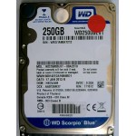 WD2500BEVT-00A23T0